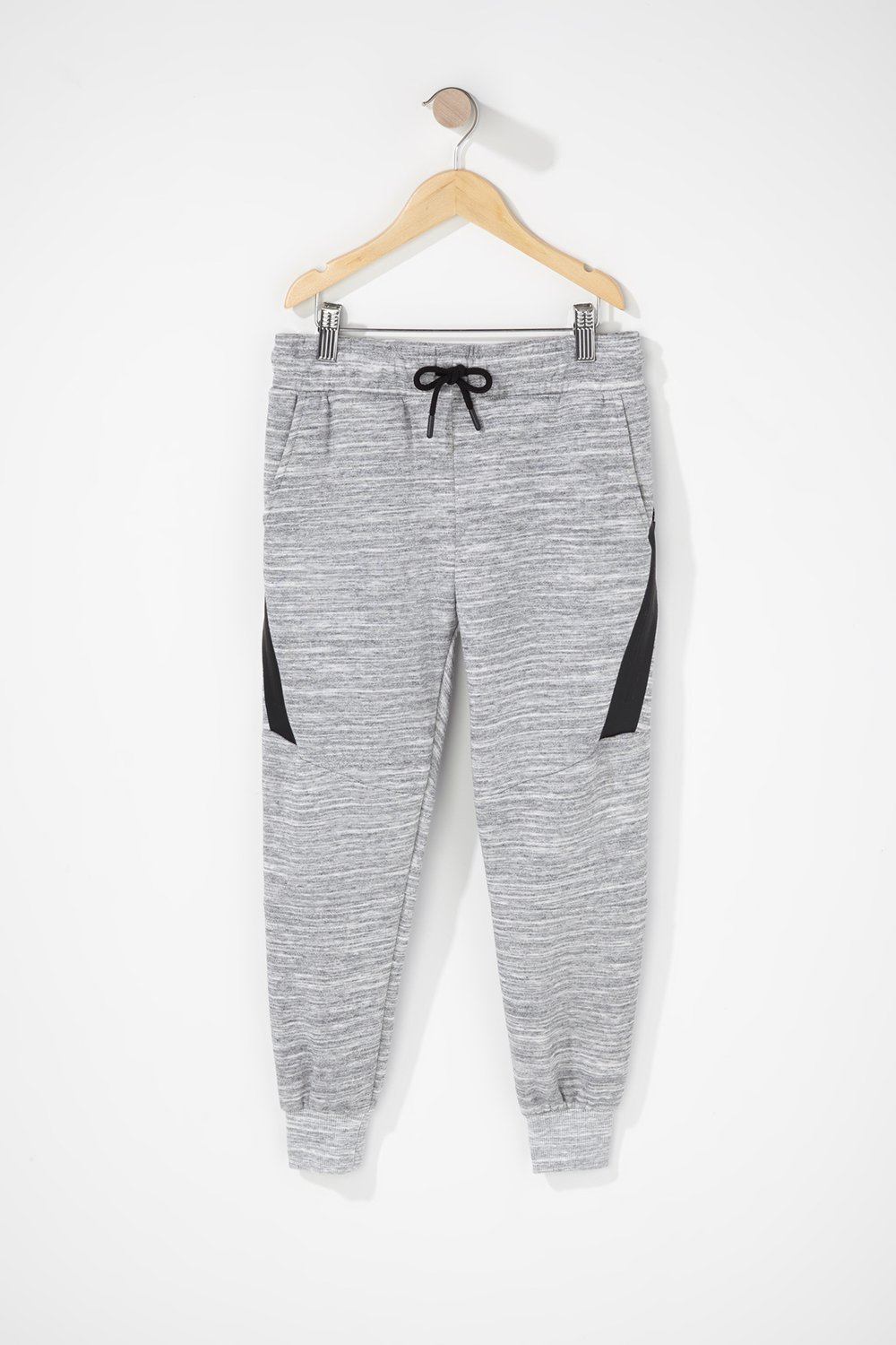 boys fleece drawstring jogger