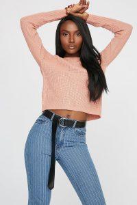 women pastel sweater