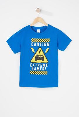 boys graphic t-shirt