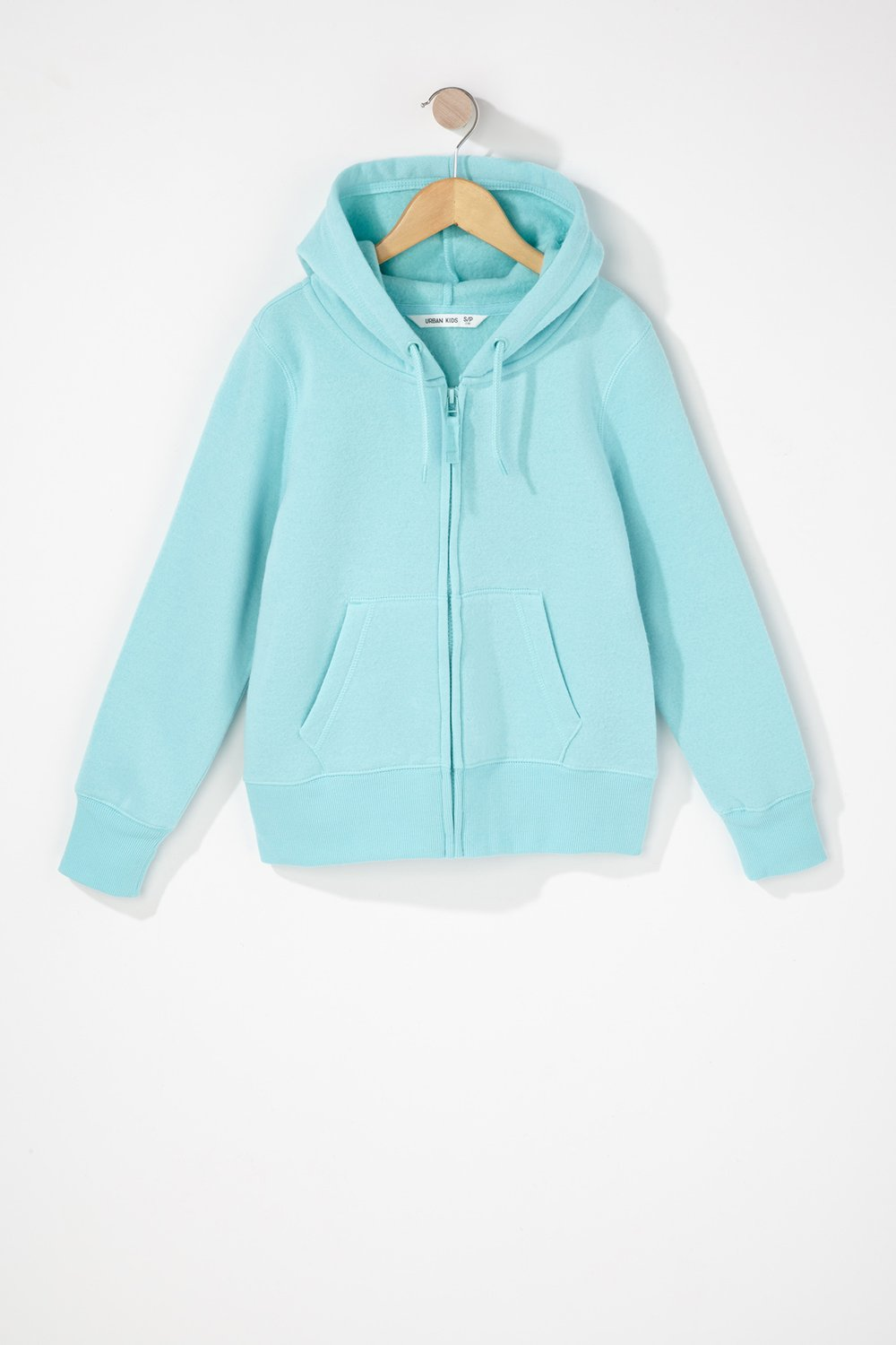 girls drawstring sweatshirt