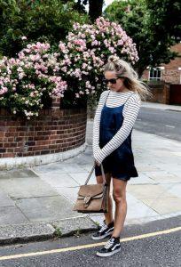 women sleeveless dress t-shirt