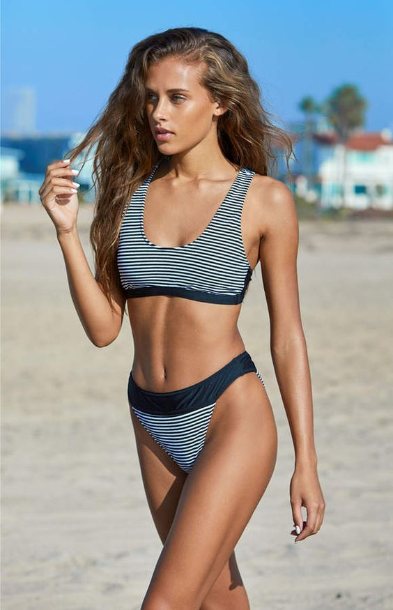 sports bra swimsuit