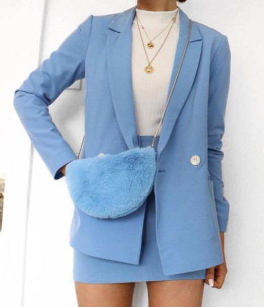 blazer matching set