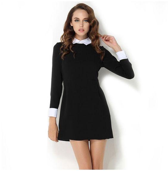 collard dress