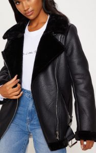 oversized aviator jacket