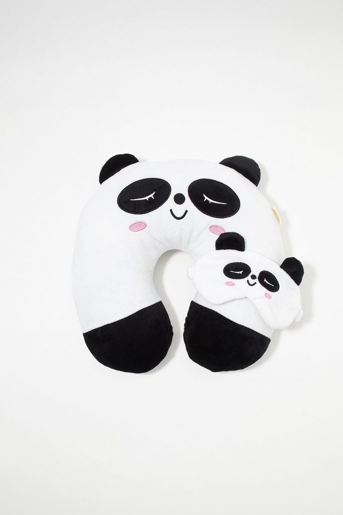 animal travel pillow