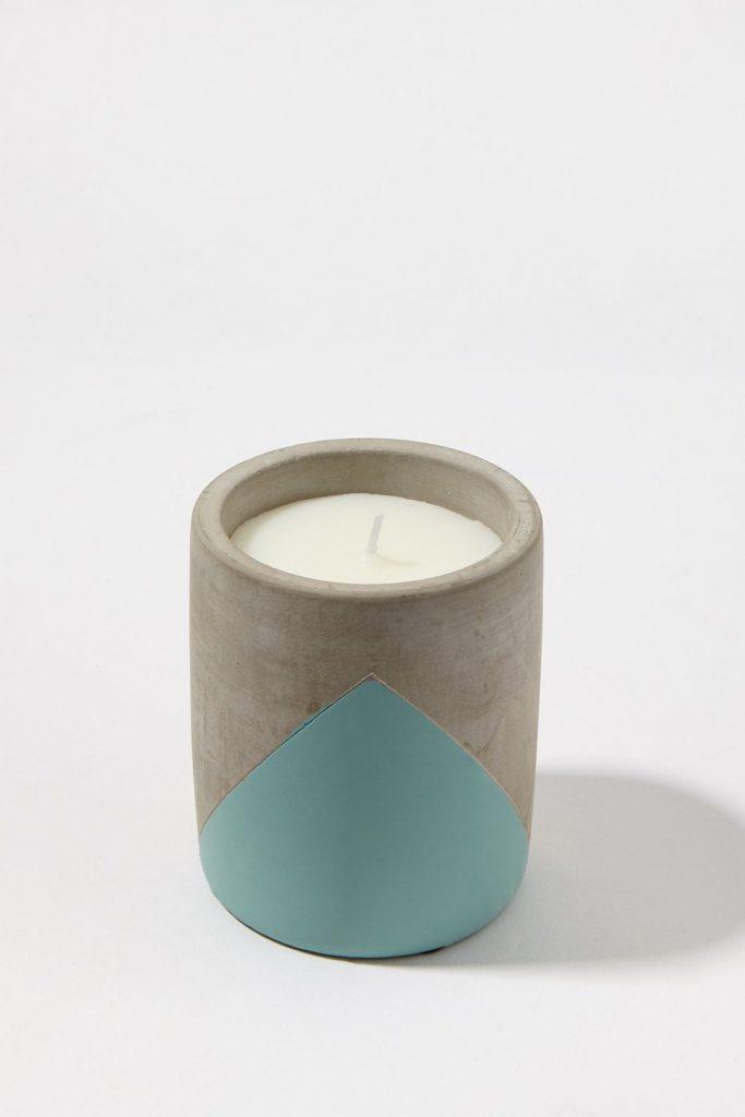 colour block candle