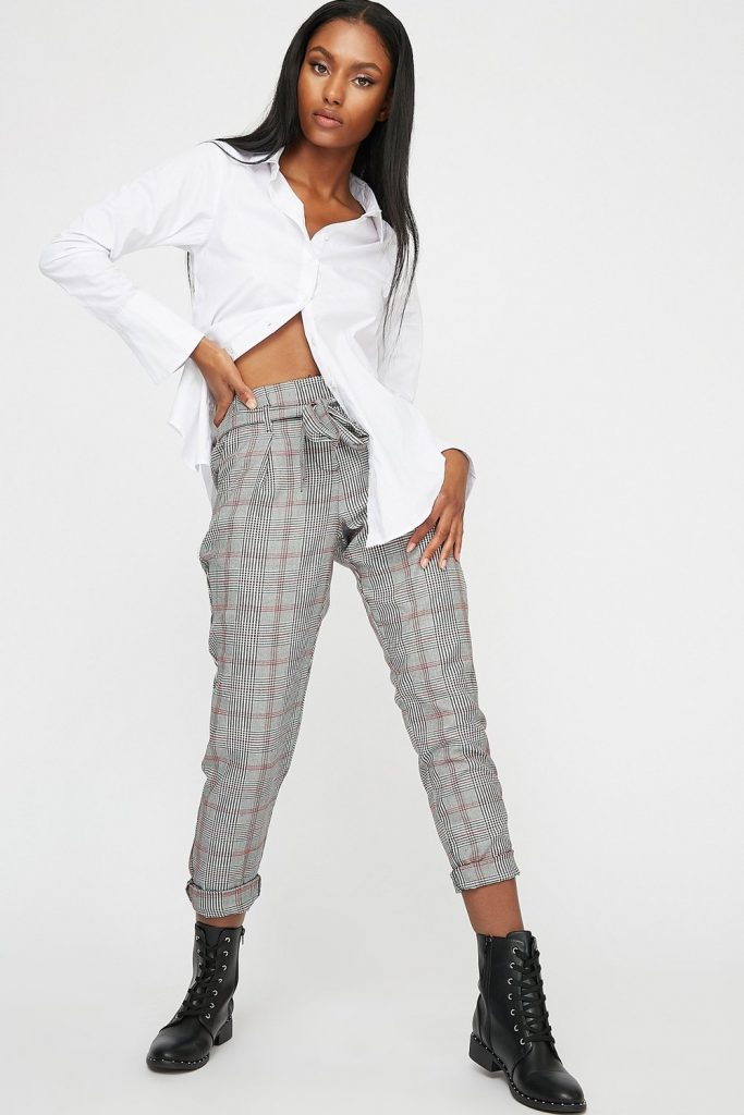 patterned pant