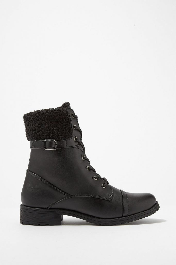 sherpa boots