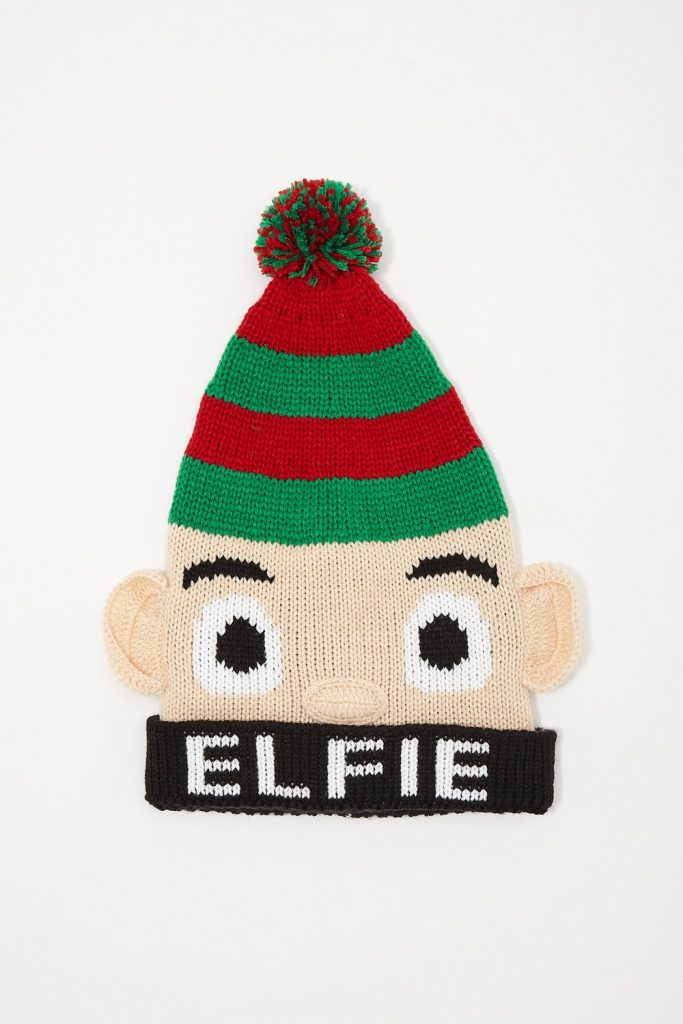 ugly Christmas elf beanie