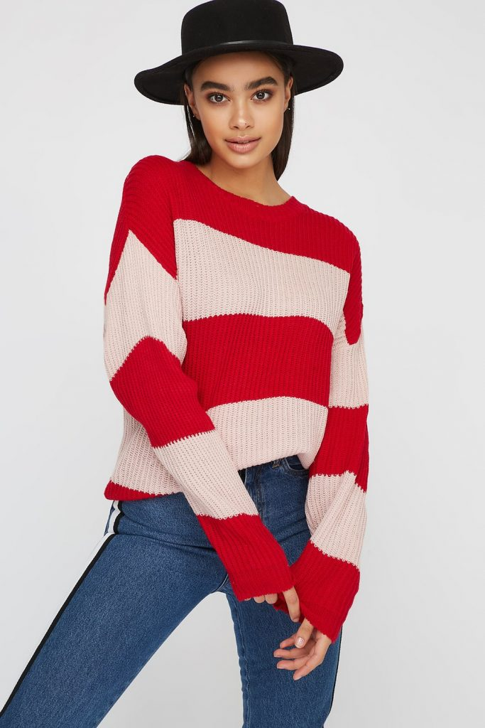 knit sweater