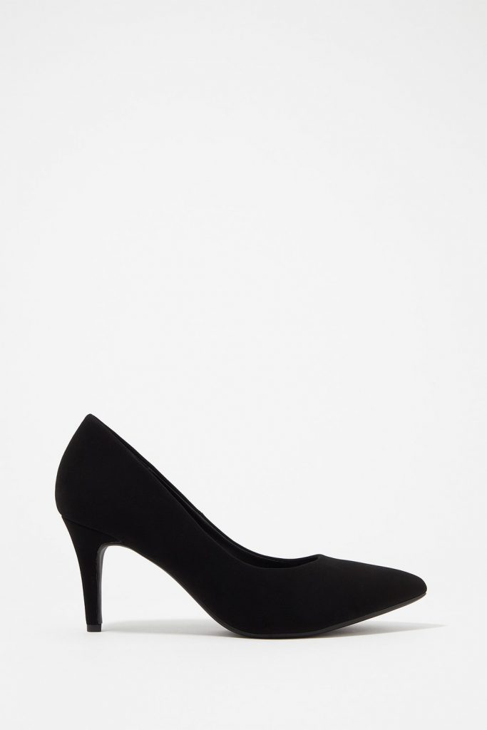 pointed toe heels