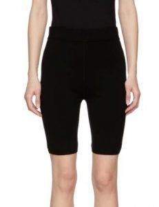 alexander wang biker shorts