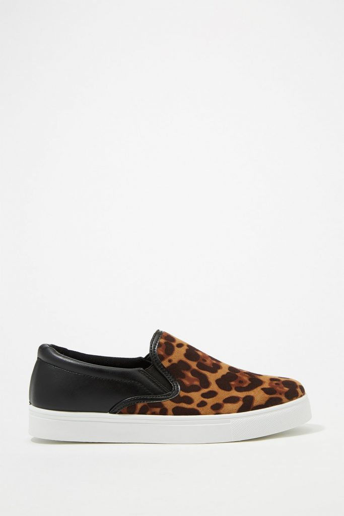 cheetah sneaker
