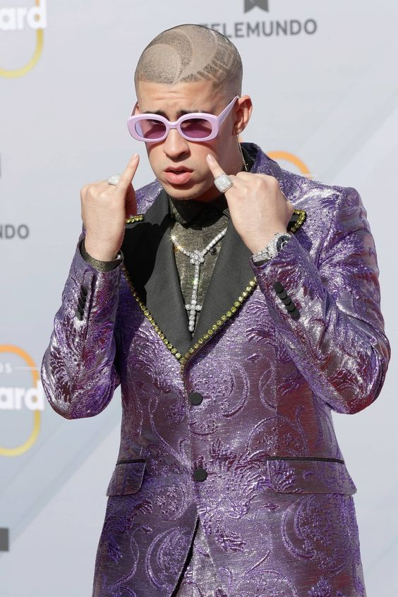 Bad Bunny Redefining Masculinity
