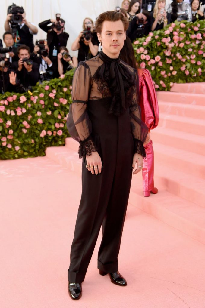 harry styles met gala