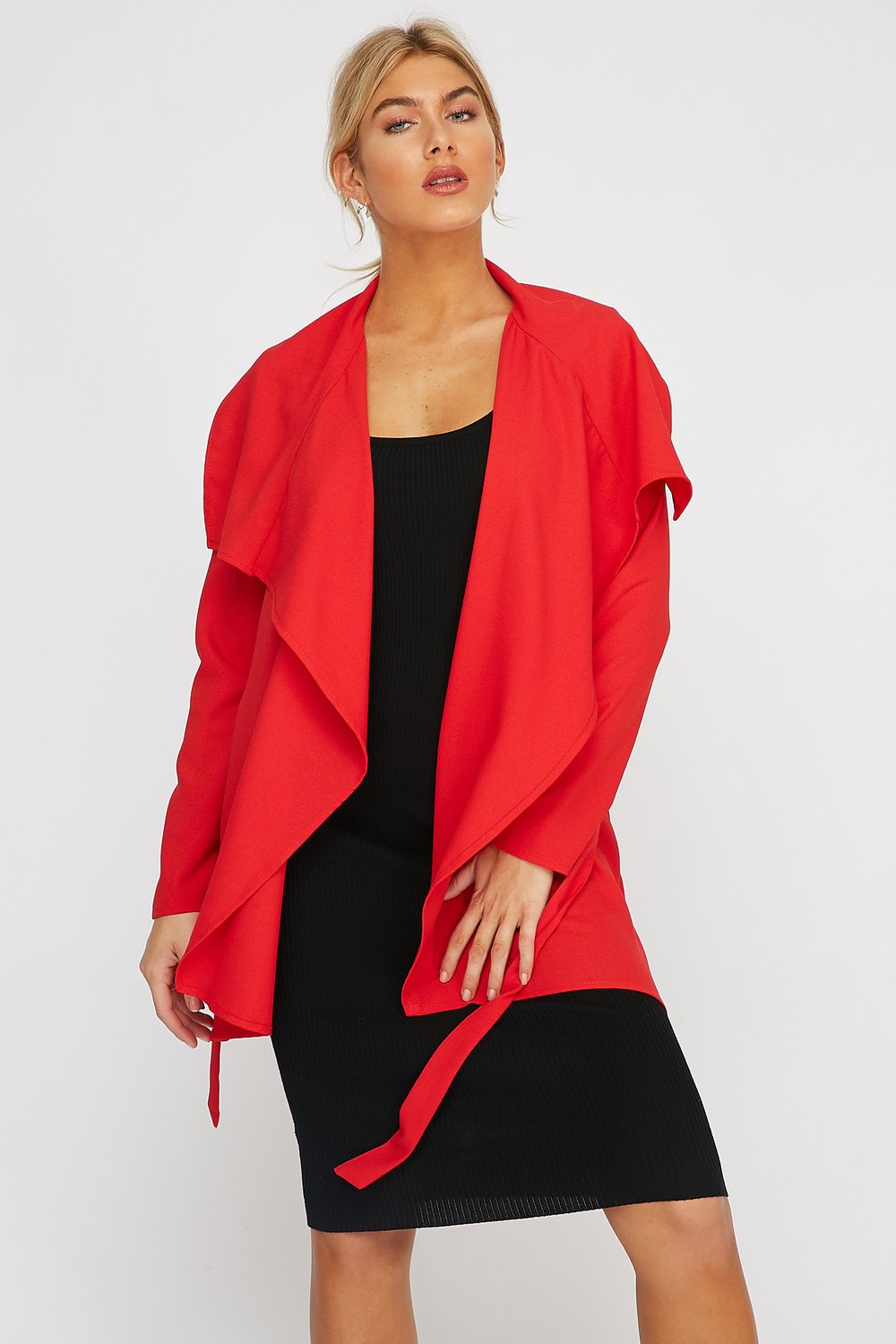 waterfall blazer