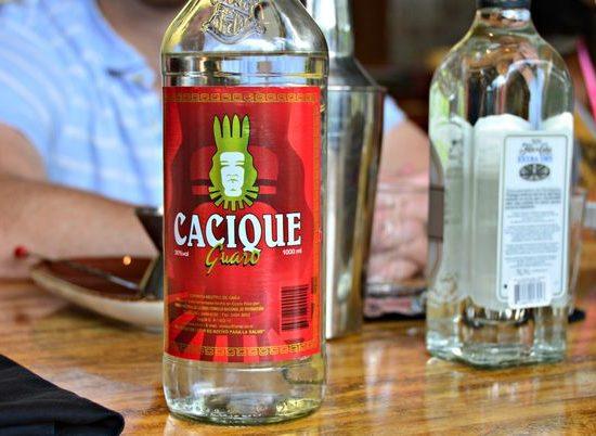 costa rican alcohol