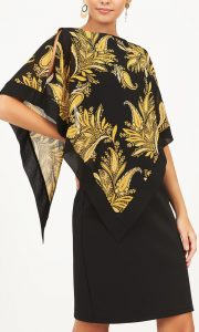 sheath chiffon dress
