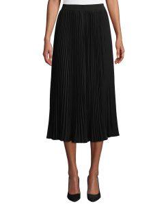 bergdorf goodman pleated skirt $695