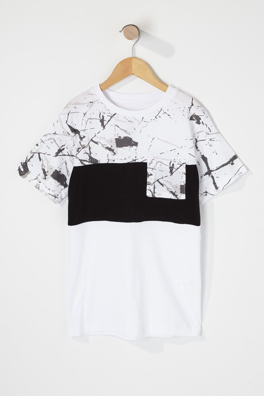 marble shirt