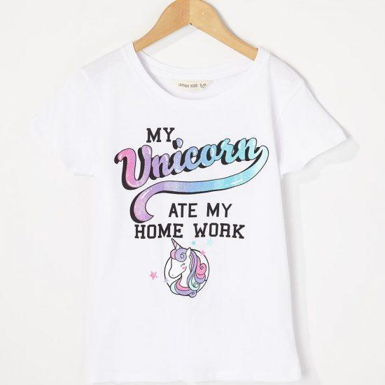 unicorn hw t-shirt
