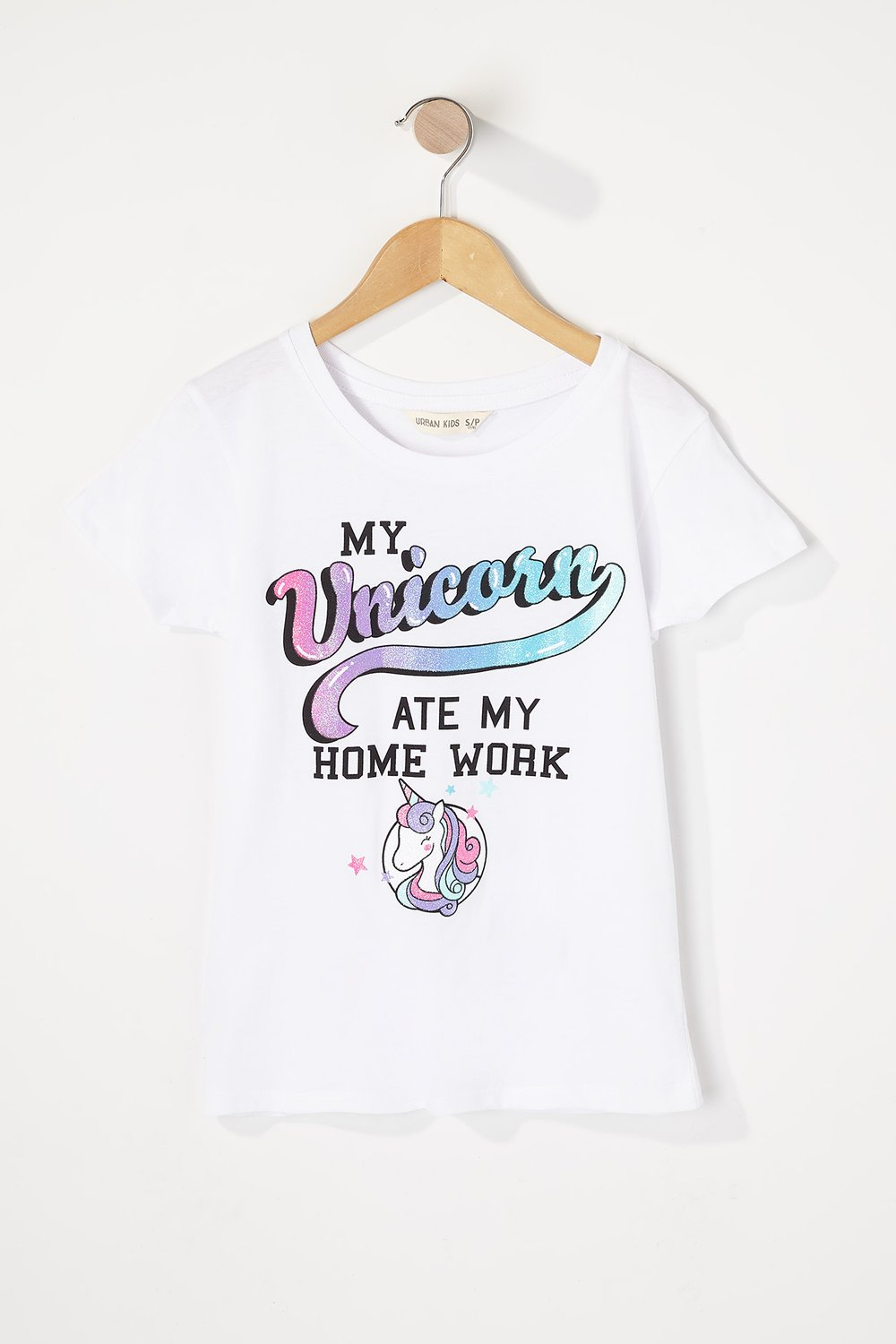 unicorn hw t-shirt