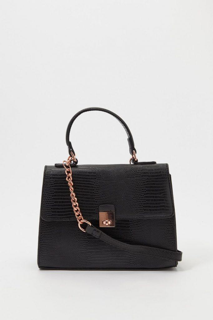 snake satchel crossbody purse