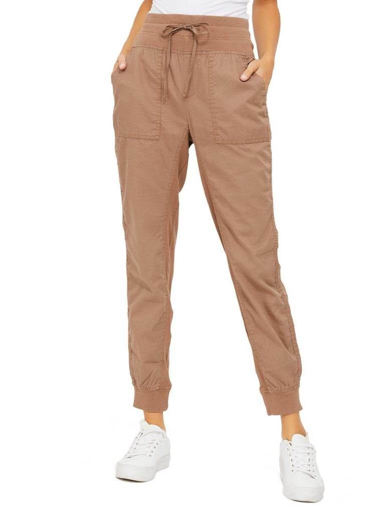 drop crotch jogger pants