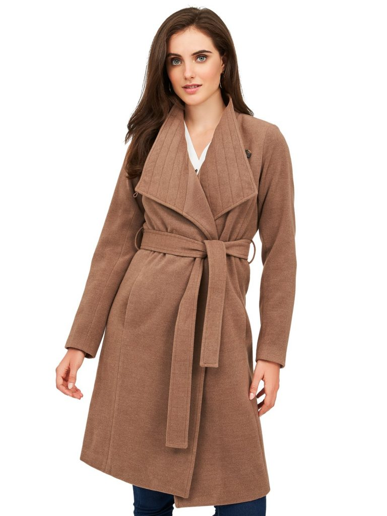 duchess wrap coat
