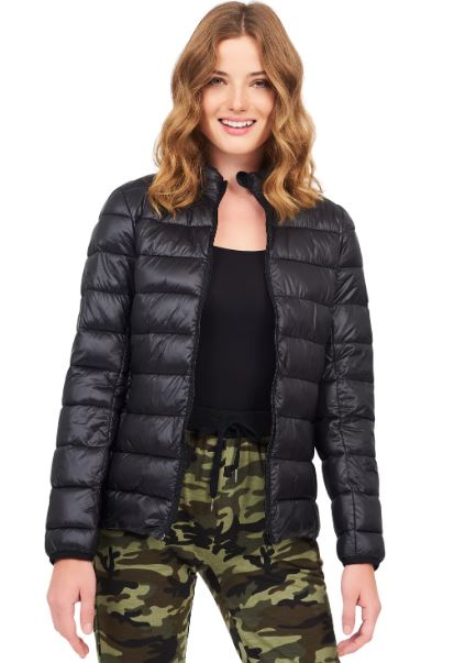 packable puffer jacket