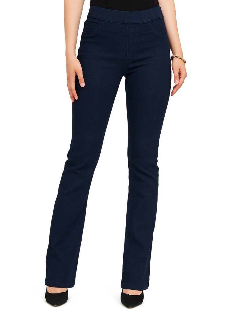 pull on bootcut pant