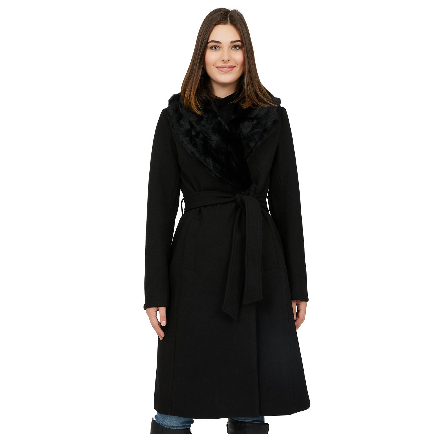 removable-faux-fur-collar-wrap-coat