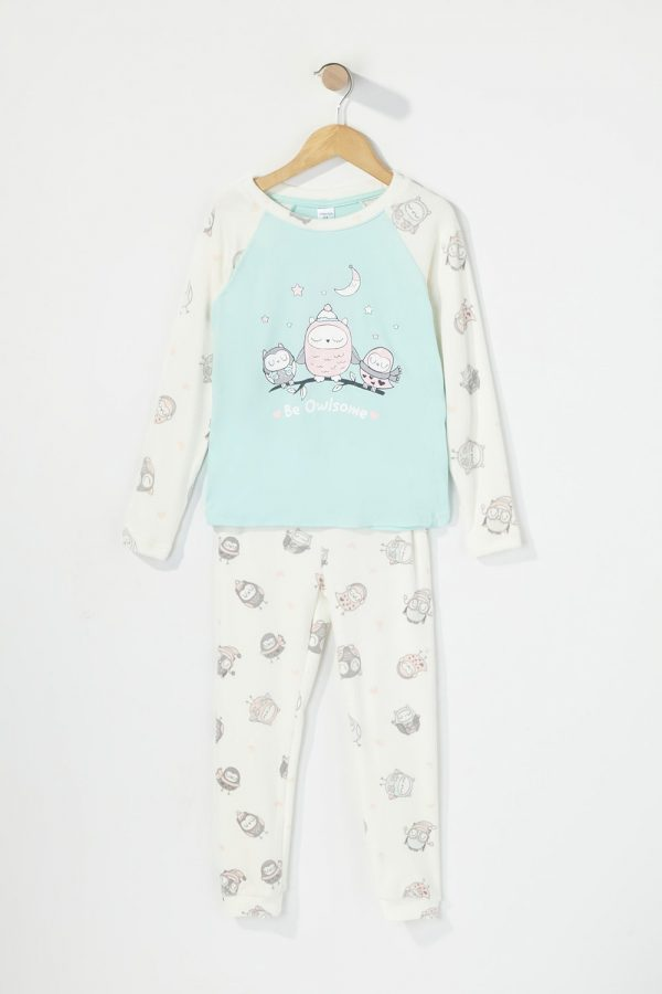 Velours Pajama Set